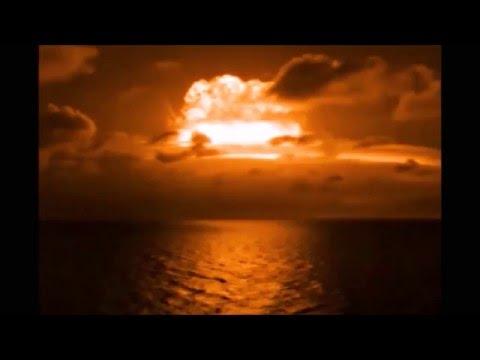 CastleBravo - 3 stage hydrogen bomb