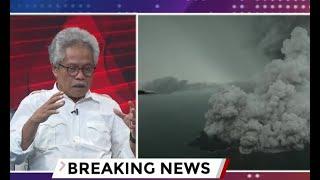 Dialog – Longsor Anak Krakatau Picu Tsunami Selat Sunda (2)