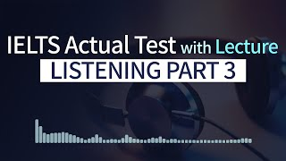 IELTS Listening Actual Test wi…