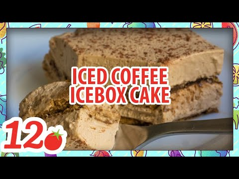 How To Make: Iced Coffee Icebox Cake
