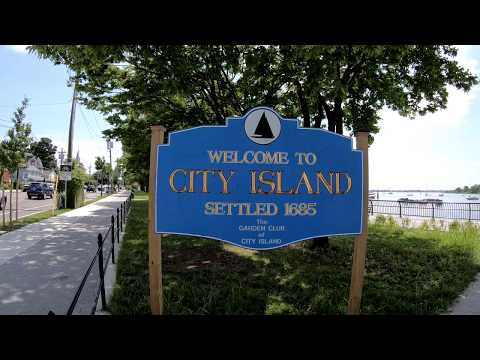 ⁴ᴷ⁶⁰ Walking NYC (Narrated) : City Island, Bronx (Quiet Ocean Town Of NYC) (August 1, 2019)