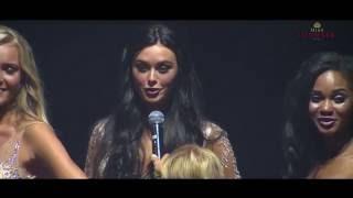 Miss Denmark 2016 - Helena Heuser - Top 5 Final Question