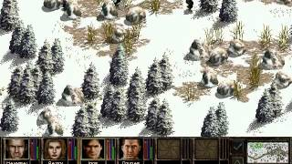 Jagged Alliance 2: Unfinished Business (PC) Longplay - Part 1 (Crash site, Mountains)