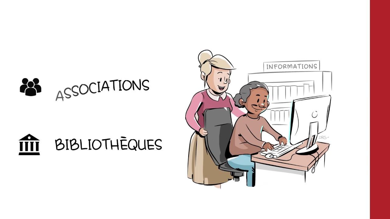 Introduction - Accueillir les personnes en migration dans les bibliothèques