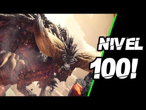 Monster hunter LVL 100 ! thumbnail