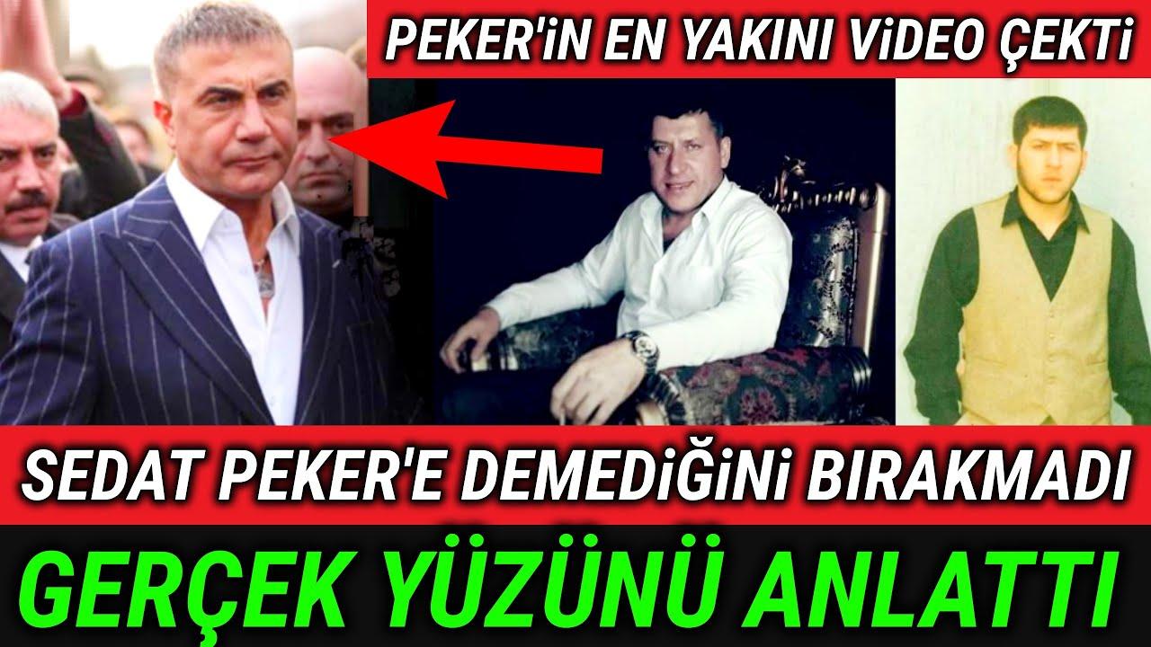 Sedat Peker'in 10. Bölümünü En Yakın Arkadaşı Çekti (GERÇEK YÜZÜ)