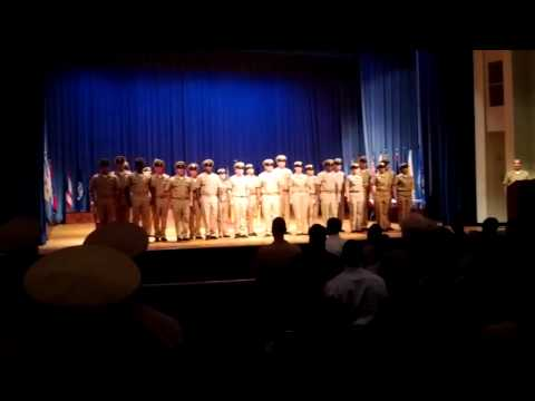 YEAR OF THE CHIEF - FY 2013 CPOs Singing