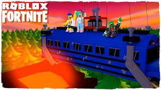 ⛏️ WE PLAY FORTNITE BATTLE ROYALE WITHIN ROBLOX! 😱