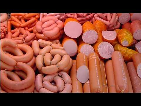 Вареные колбасы - общая технология изготовления