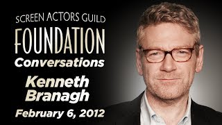Conversations with Kenneth Branagh