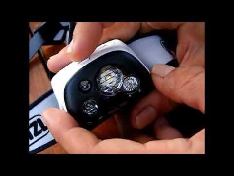 Petzl Tikka Rxp Test Comparatif Hl40 Et Autres Youtube