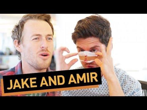 One Almond Amir Jake and Amir: Gay Mar...