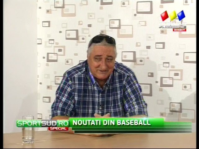 Sport SUD Special - Dinu Stoianov - 17.09.2018