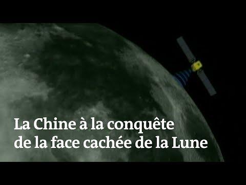 Pourquoi la Chine se lance à la conquête de la face cachée de la Lune