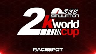 2k World Cup | Round 3 at Phoenix 2008 Oval