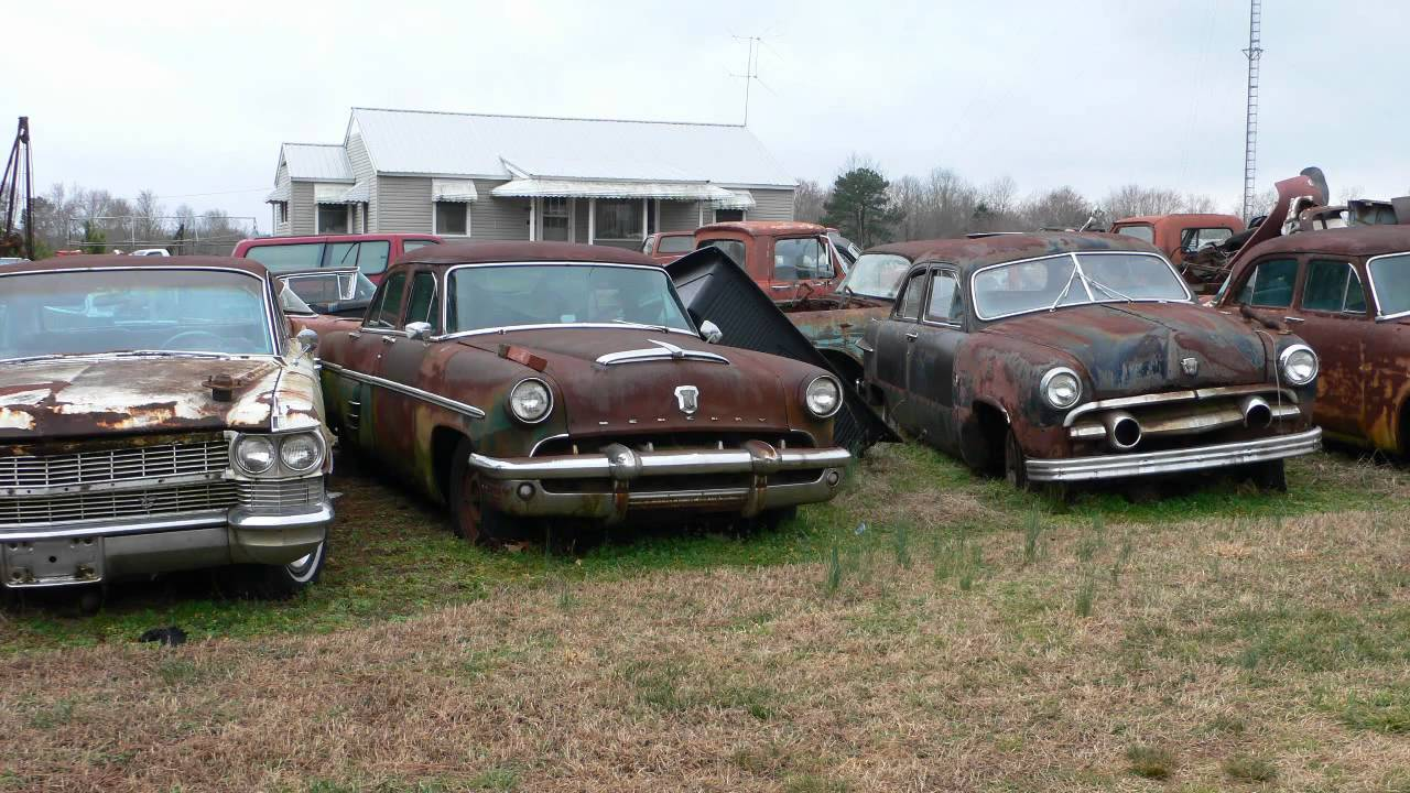 Old Cars Dealership - YouTube