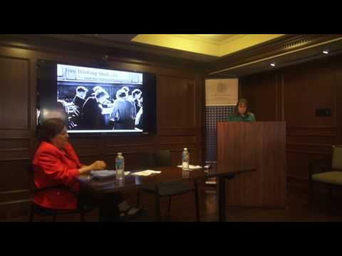 CERES Book Talk   Moscow 1956: The Silenced Spring with Prof. Kathleen Smith