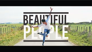 BEAUTIFUL PEOPLE - Ed Sheeran feat. Khalid  | Tap Dance Choreography Cover