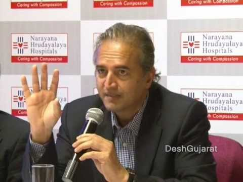 Dr Devi Shetty in an insightful interaction on the scope of affordable specialty treatment