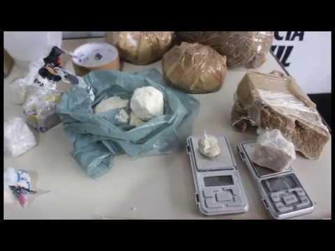 Polícia Civil desmantela grupo por tráfico de drogas em Benfica e apreende R$32 mil