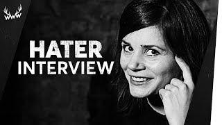 Joyce Ilg im Hater-Interview