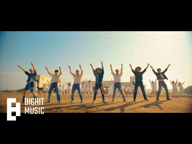 BTS (방탄소년단) 'Permission to Dance' Official MV