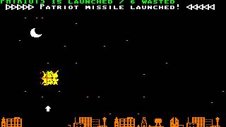 C64 Game - Scud-Busters