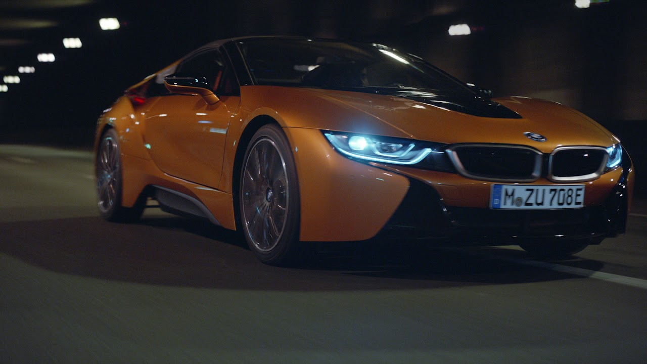 The First Ever Bmw I8 Roadster