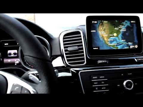 Mercedes Benz Bang & Olufsen Sound System Bass - GLE43 Coupe