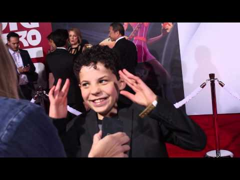 Jadon Sand   Big Hero 6 Premiere  Rotoscopers