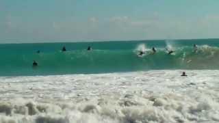 South Beach Miami Florida surfing