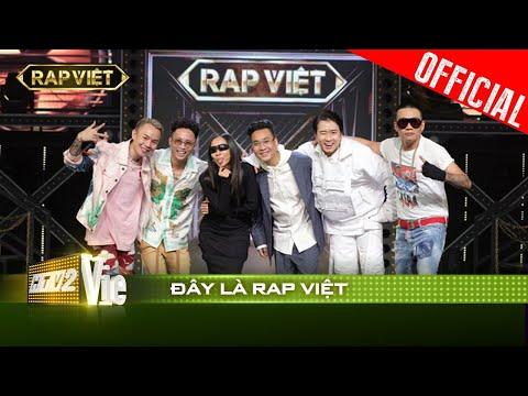 Đỉnh của đỉnh - Rhymastic, JustaTee, Wowy, Karik, Binz, Suboi lần đầu kết hợp   Theme Song RAP VIỆT