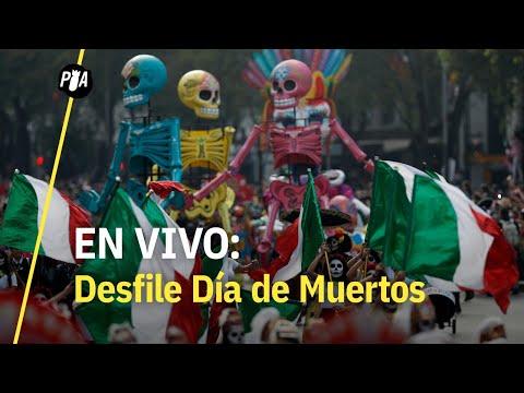 En Vivo: Desfile Día de Muertos 2019 desde la CDMX, México