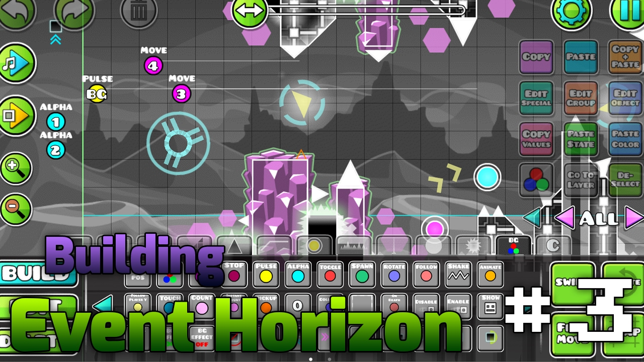 Event Horizon Stream