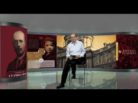 Charles Peguy - Storia di un'anima carnale. Promo Tv2000