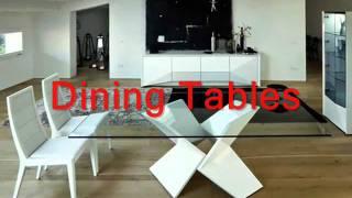 Designer Dining Room Furniture, Contemporary Sideboards