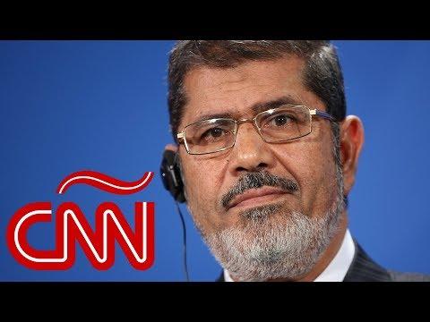 Muere el expresidente de Egipto Mohamed Morsy