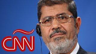 Muere el expresidente de Egipto Mohamed Morsi