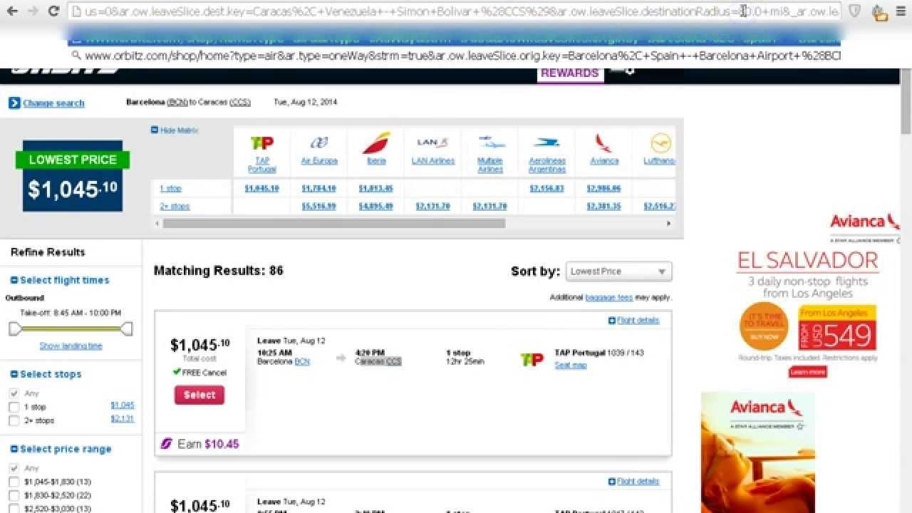 Truco para conseguir vuelos baratos sin importar destino