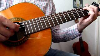 """""""You Are Holy"""" (Hillsong) guitar cover"""