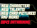 New Character, New Talents, New Card Art! | OB43 Datamining | Paladins News