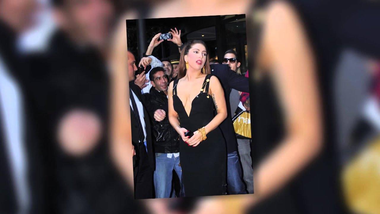 Liz hurley versace dress - Lady Gaga Channels Liz Hurley In Iconic Versace Safety Pin Dress Splash News Tv Splash News Tv Youtube