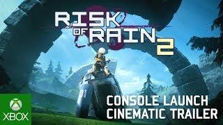 Risk of Rain 2 Console Launch Cinematic Trailer