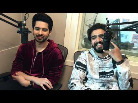 Armaan & Amaal on their 1st time collab with dad Daboo Malik | ChaleAana | De De Pyar De | HrishiKay