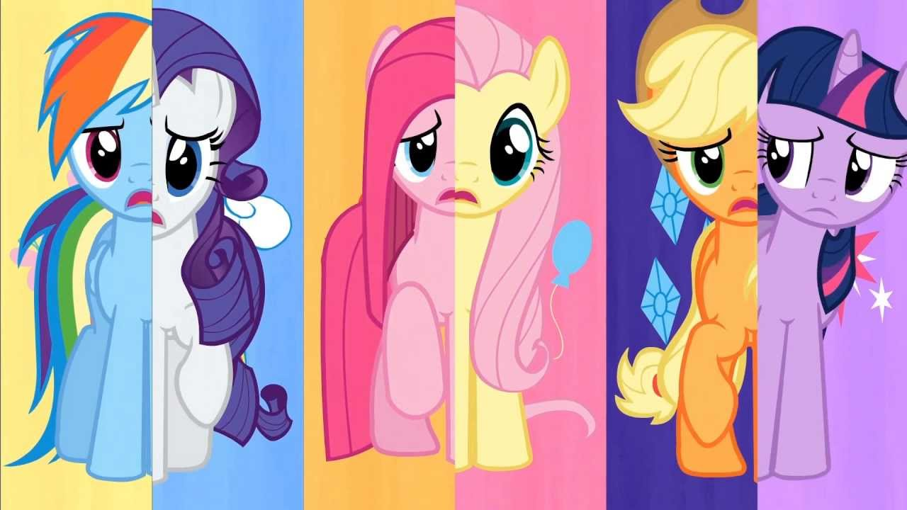 My little pony what my cutie mark is telling me dub pl hd youtube for Little pony watches