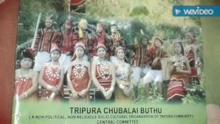 THE TRADITIONAL DRESSRINAI AND RISAOF TRIPURA COMMUNITY 2016
