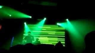 Eric Prydz - Hernan Catteneo & Soundexile - Cripsis (Quivver Mix) @ Mezzanine SF (3/14/15) [1080P]