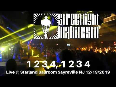 Streetlight Manifesto - 1234, 1234 (Catch 22) LIVE @ Starlan