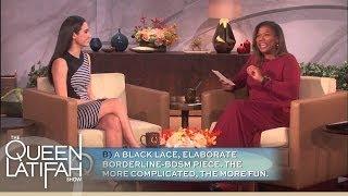 Fun Sexy Emmy Rossum! | The Queen Latifah Show