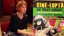 One World Romania 2014 - Interview with Susanna Helke